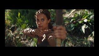 Tomb Raider: Лара Крофт – Первый официальный трейлер