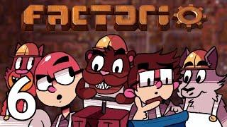 Factorio - NLSS Crew Plays - Episode 6 [Grey Goo]