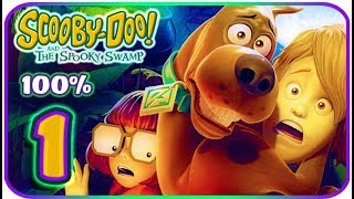 Scooby-Doo! and the Spooky Swamp Walkthrough Part 1 | 100% (Wii, PS2) Episode 1: The Swamp