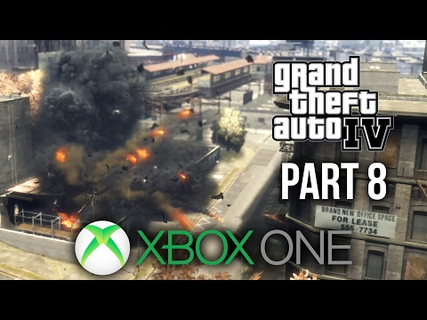 GTA 4 Xbox One Gameplay Walkthrough Part 8 - RIGGED TO BLOW