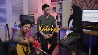 Katakan - Jaz Cover By Mizayya Feat Ricky Zakno (video Lirik) Ft Alief Firman