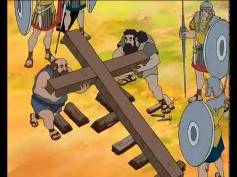 The legend of three trees animated christian movie