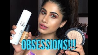 MY CURRENT MAKE-UP OBSESSIONS! | Malvika Sitlani