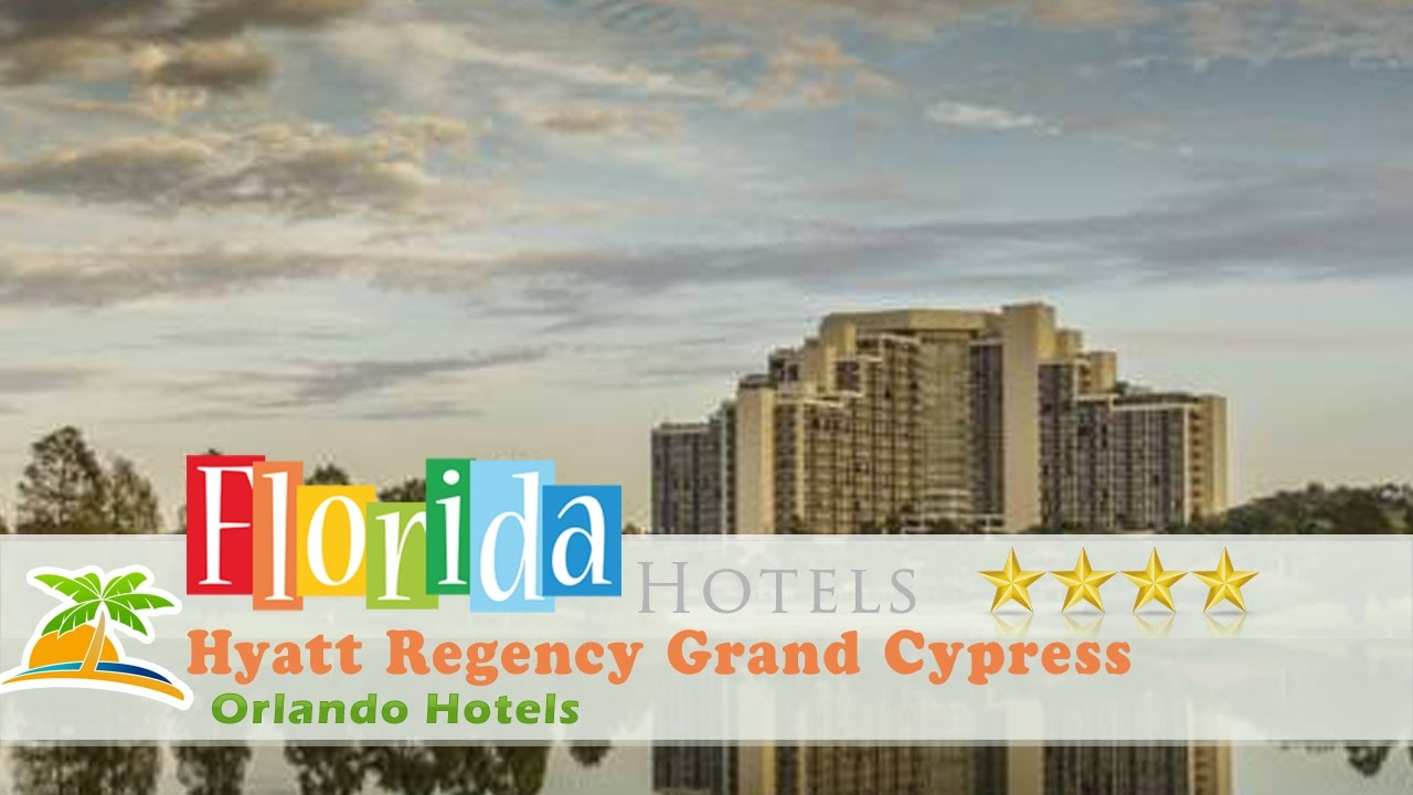 Hyatt Regency Grand Cypress Orlando Hotels Florida