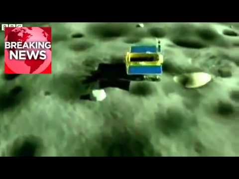 WATCH: China Launches Robot to Moon