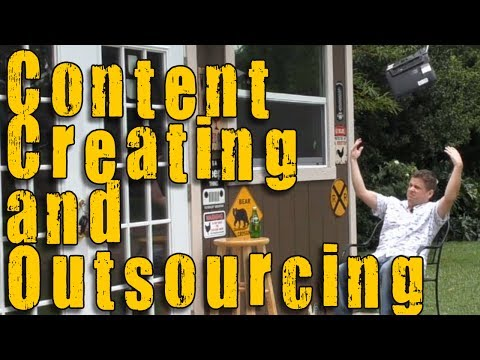 Create And Outsource Content That Sells For Affiliate Marketers And Product Sellers