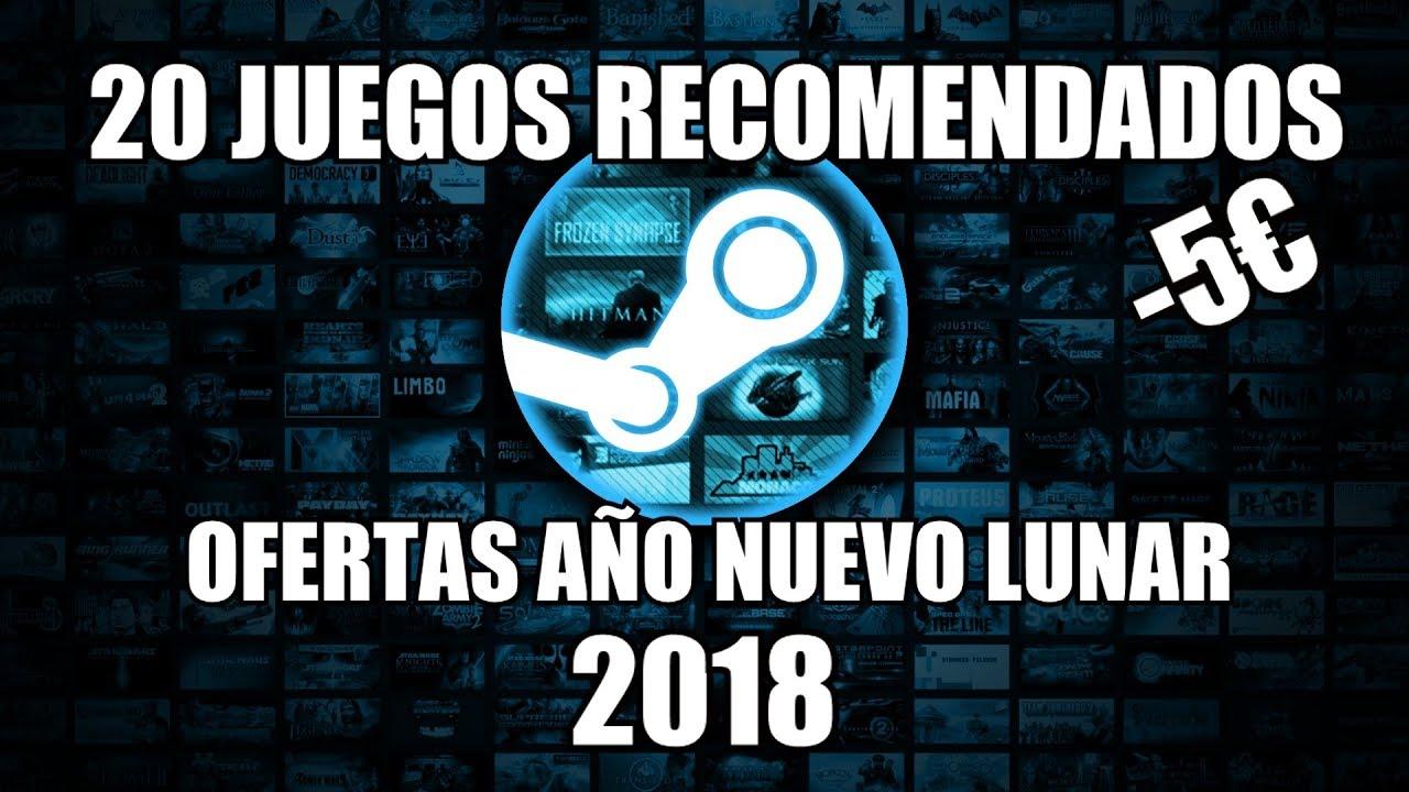 Ofertas De Ano Nuevo Lunar En Steam 2018 20 Juegos Por Menos De 5