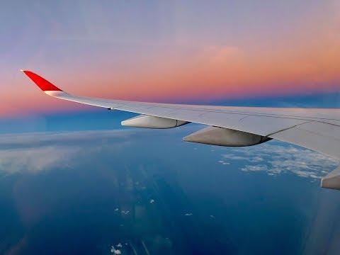 Air Mauritius | Airbus A350 - 900 | MK 45 | SEAT 34A | Paris to Mauritius | 2018 |