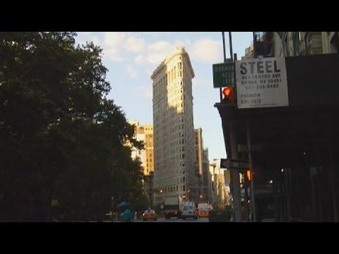 Flatiron Building - An Iconic New York City Landmark