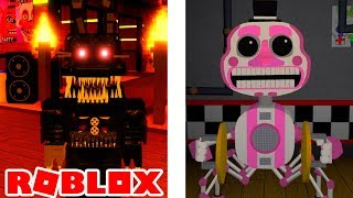 How To Get Nightmares Badge in FNAF RP and Posh Pizzeria in Ultimate Custom Night RP Roblox