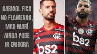 Gabigol é do Flamengo, só falta rescindir com a Inter. Pablo Marí ainda pode ir para o Arsenal