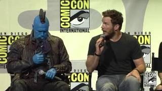 All Things Marvel Cinematic Universe at Comic Con 2016