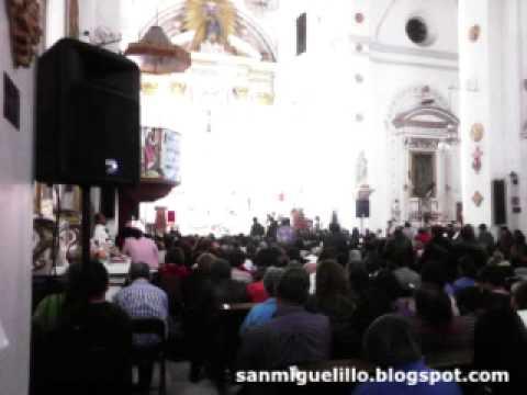 Hora santa de sanación y liberación  con el Padre Teo - Parroquia de San Francisco