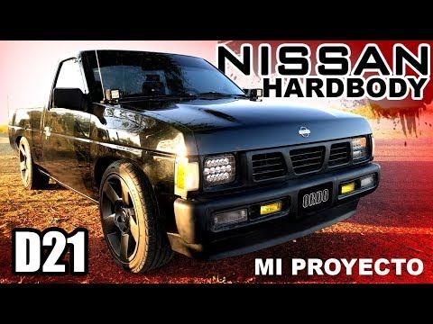 TUNING PICKUP NISSAN HARDBODY D21 ( Les Presento Mi Proyecto )