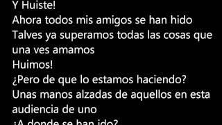 Rise Against-Audience Of One(Sub-Español).wmv