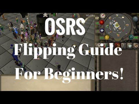 OSRS Flipping Guide For Beginners!