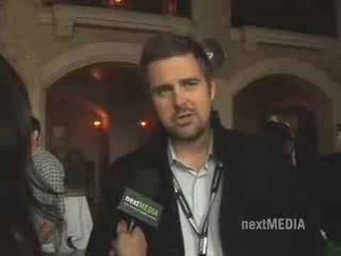 nextMEDIA Exposed: Kristian Andersen on the Red Carpet
