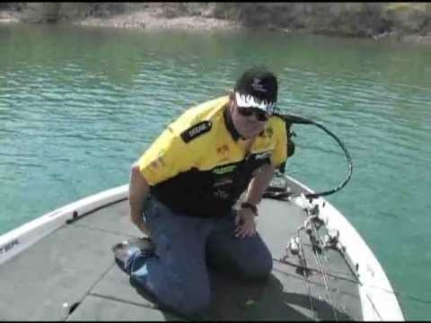 Fishing with johnny johnson blooper fall in boat youtube for Johnny johnson fishing