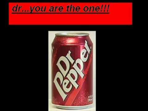 dr. pepper song