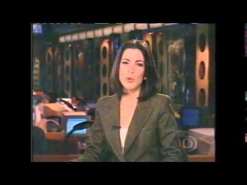 jornal da globo - Rede Globo de Televisão - sobre 11 setembro 2001