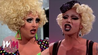 Top 10 Craziest Fights on RuPaul