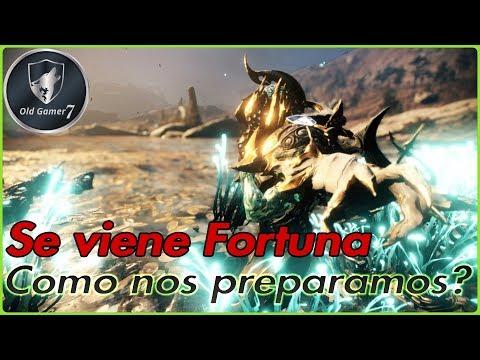 WARFRAME (PARTNER) SE VIENE FORTUNA LA NUEVA ACTUALIZACION! Y Nos preparamos con algunos consejos ;) thumbnail