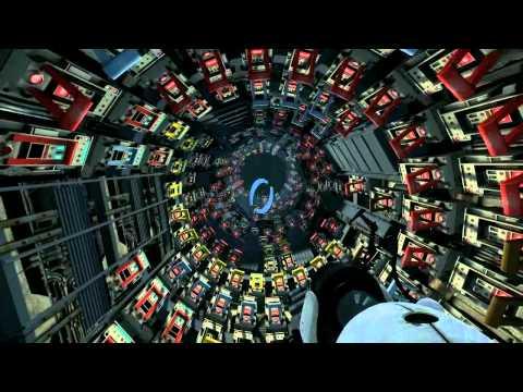 Portal 2, GLaDOS despierta (Castellano)
