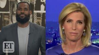 LeBron James Slams Laura Ingraham's Hypocrisy