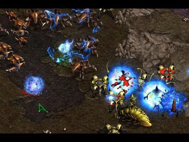 80 64 MB) kirchlindach (Z) v Rain (P) on Fighting Spirit - StarCraft