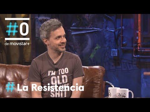 LA RESISTENCIA - Entrevista a Juan Gómez-Jurado | #LaResistencia 02.05.2018