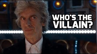 The Villain in 'Twice Upon a Time' - Doctor Who Discussions