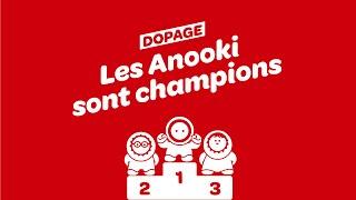 Dopage - Les Anooki sont champions