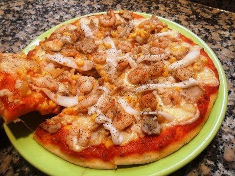 pizza-fruit-de-mer-...بيتزا-بفواكه-البحر