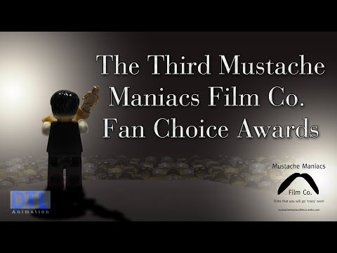 The Third Mustache Maniacs Film Co Fan Choice Awards - LEGO Film