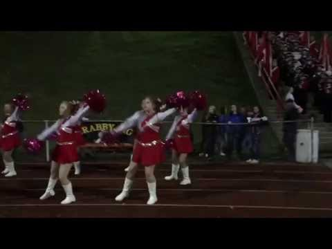 52 Steps pregame by the Fort Hill High School Marching Band Part 2