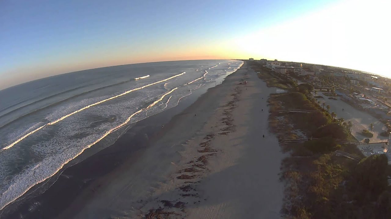 Alan Shepard Park Cocoa Beach Pier Blade 350 Qx Video 2