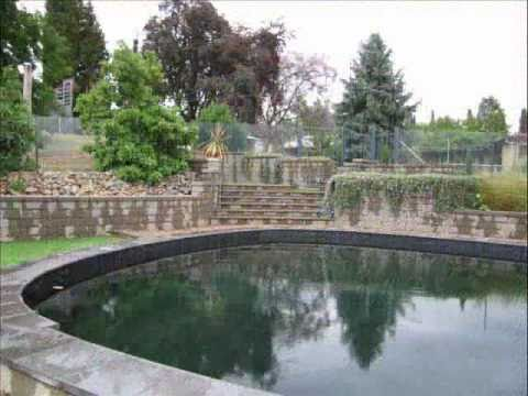 Building A Natural Swimming Pool Youtube