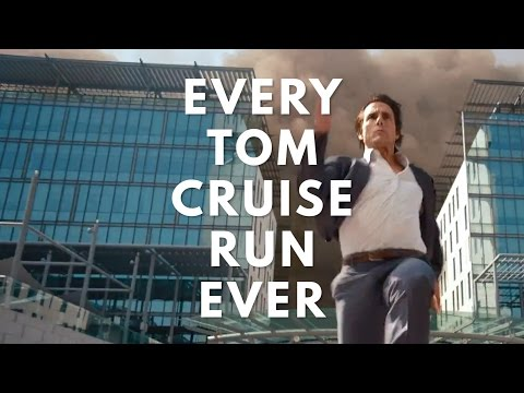 Supercut Of Tom Cruise Running In His Movies Will Leave You Breathless
