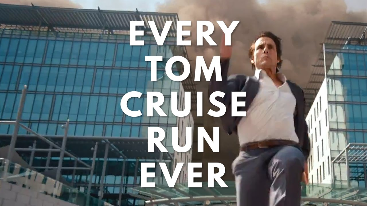 537d3204c6e Every Tom Cruise Run. Ever.