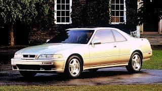 História Acura Legend 1986-1996