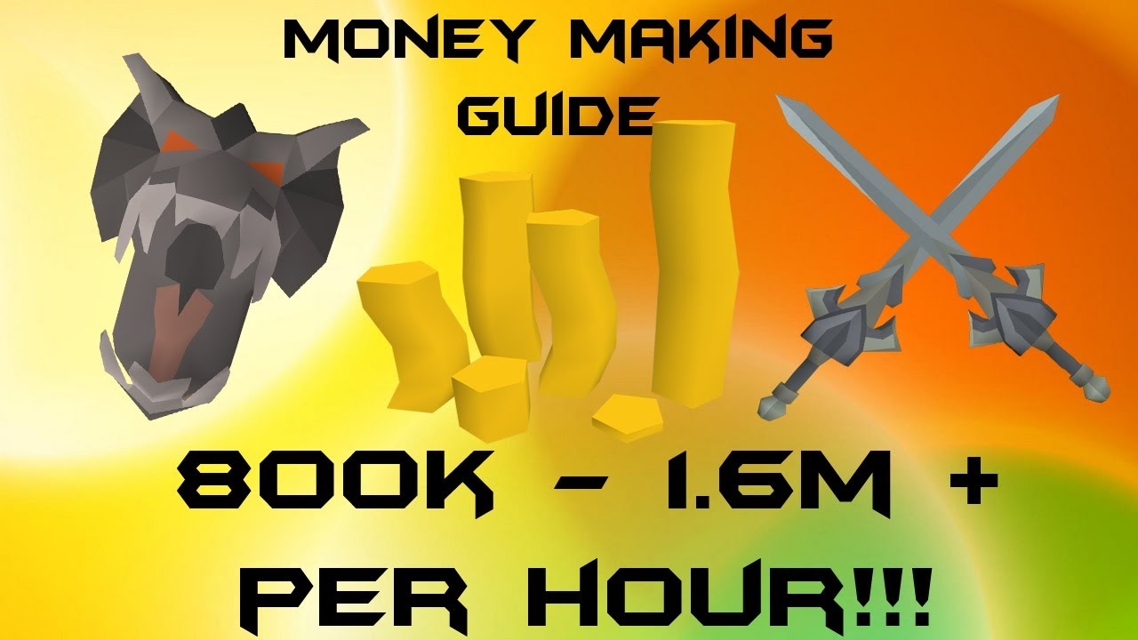 Runescape | eoc money making guide 2013 youtube.