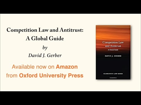 Competition Law and Antitrust: A Global Guide