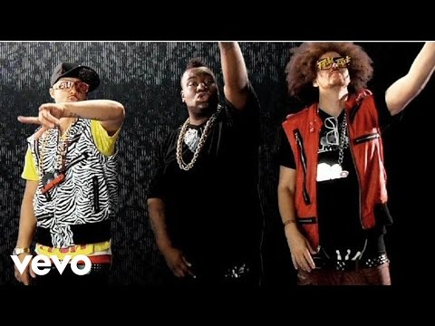 David Rush - Shooting Star ft. Pitbull, Kevin Rudolf, LMFAO