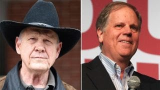 Fox News voter analysis on Alabama race