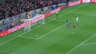 M'baye Niang Terrible miss against Barcelona
