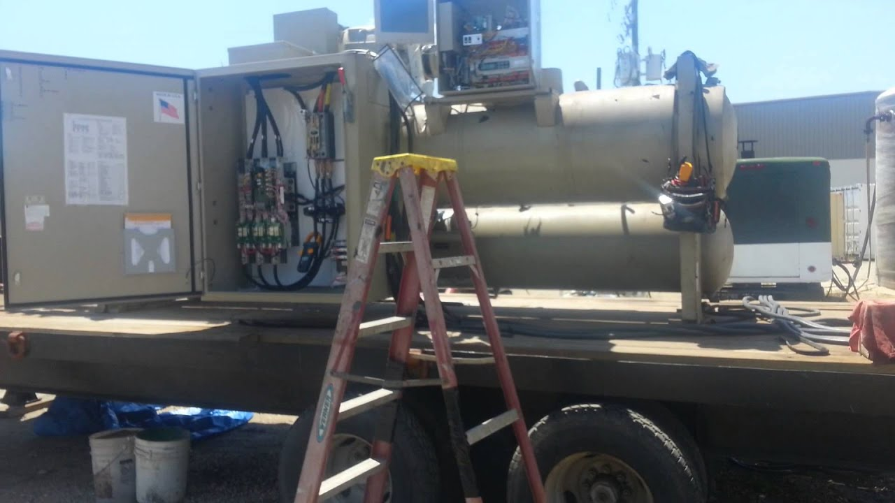 2005 mcquay e2212be2 a 173 ton water cooled chiller load tested by 2005 mcquay e2212be2 a 173 ton water cooled chiller load tested by power mechanical inc 1 cheapraybanclubmaster Choice Image