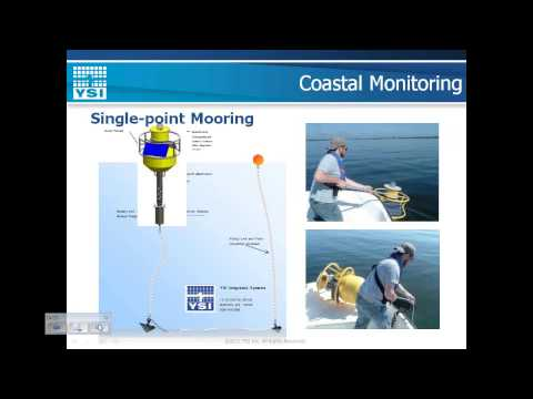 YSI Webinar | Set Up Floating Platforms for Lake Estuary and Tidal Monitoring