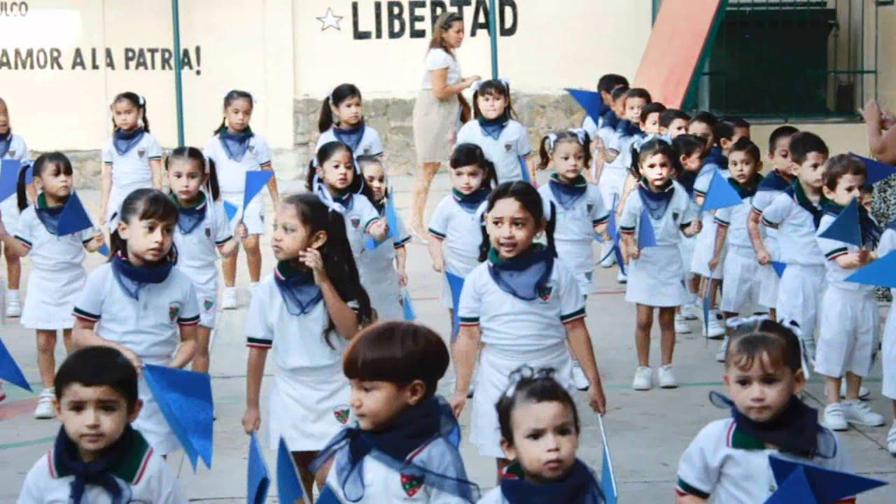 Festejo d a de la marina colegio militarizado madrid - Colegio escolapias madrid ...