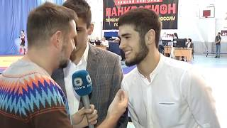 Репортаж о Чемпионате России по панкратиону
