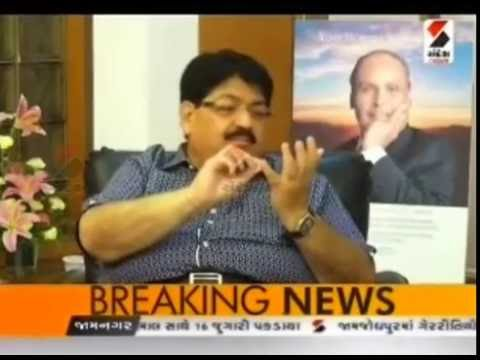 "The Success Story of ""Parimal Nathwani"" ॥ Sandesh News"